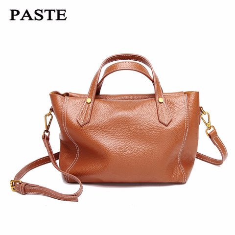 Best leather fashion women tote bag