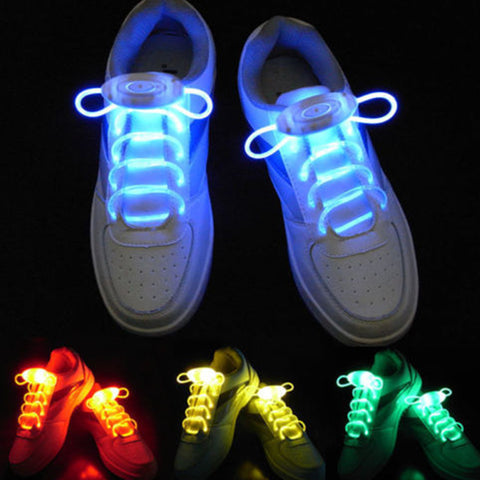 LED Flash Light Shoelaces