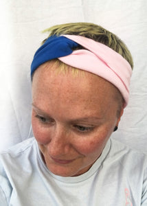 Jersey Turban Twist Headbands