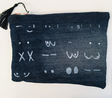 Load image into Gallery viewer, Upcycled Tata Pouch Purse