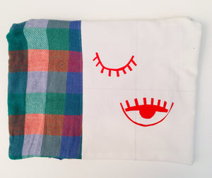 Eye See You Large Pouch Purse