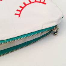 Load image into Gallery viewer, Eye See You Large Pouch Purse