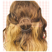 Load image into Gallery viewer, Geometric Acrylic Hair Pins
