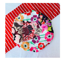 Load image into Gallery viewer, Floral Print Beret