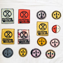 Load image into Gallery viewer, EXTINCTION REBELLION patches