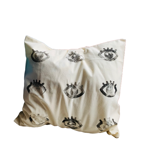 Print your own cushion cover kit