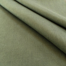 Load image into Gallery viewer, Olive Green Linen