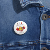 Fall of the Patriarchy Pin Buttons
