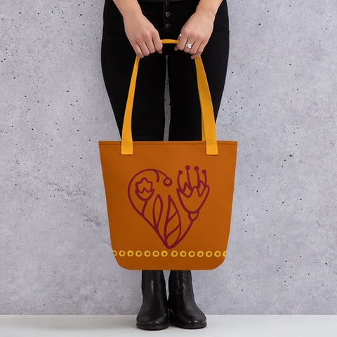 Grow in Love Tote bag