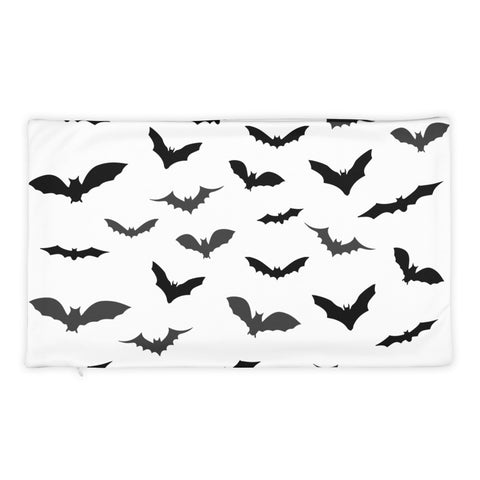 Matte Batts Pillow Case