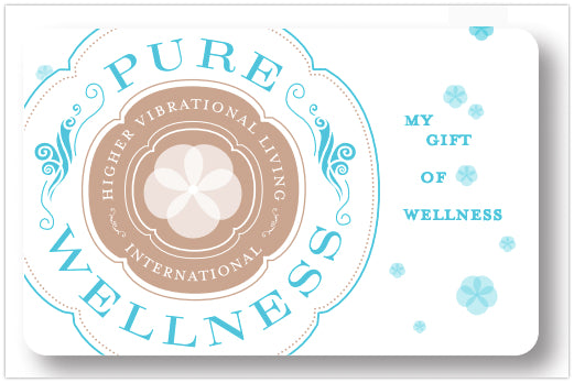 PURE WELLNESS GIFT CARD