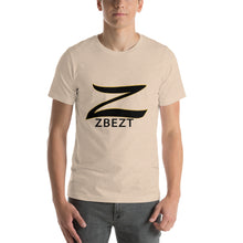 Load image into Gallery viewer, Z with Zbezt Short-Sleeve Unisex T-Shirt