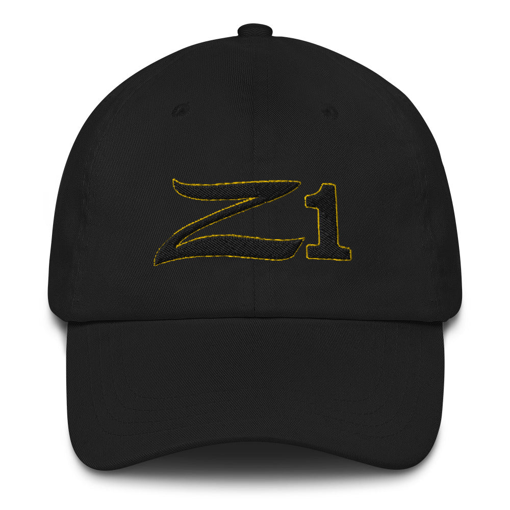 Z1 Dad hat in 3D Puff