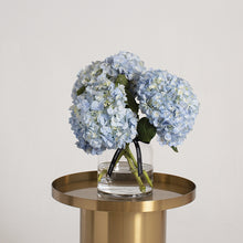 Load image into Gallery viewer, Baby Blue Hydrangeas