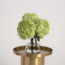 Load image into Gallery viewer, Fresh Green Hydrangeas