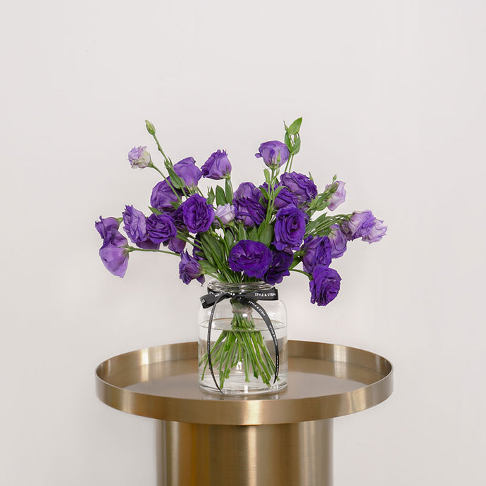 Purple Gem Lisianthus