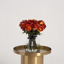 Load image into Gallery viewer, Burnt Orange Roses
