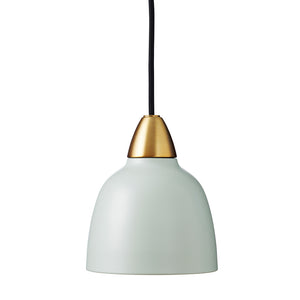 Loftslampe/pendel  - mini urban pendant Ø15 - misty green