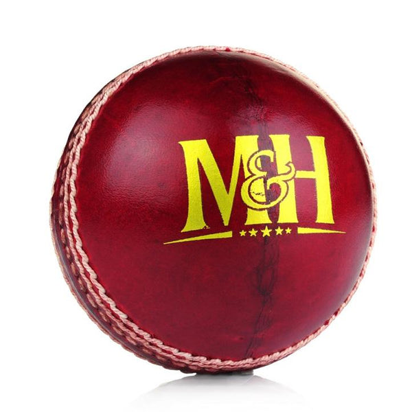 M&H Leather Cricket Ball Accessories Millichamp and Hall