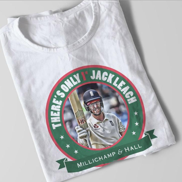 Limited Edition Jack Leach T-Shirt Accessories Millichamp and Hall
