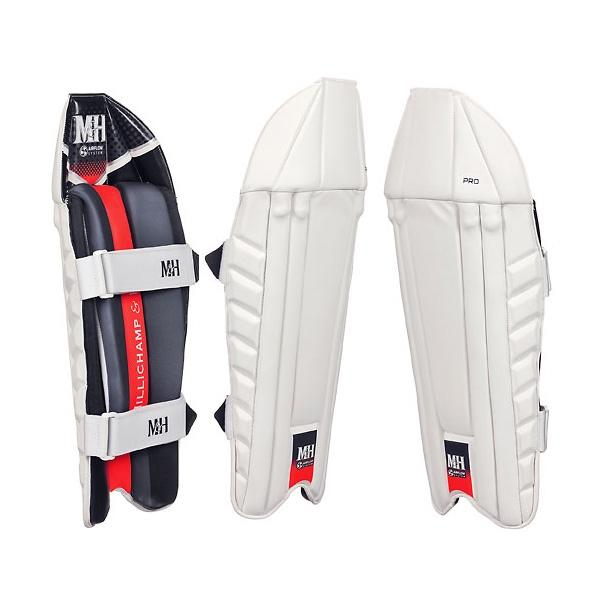 PRO Wicket Keeping Pads Outlet Millichamp and Hall