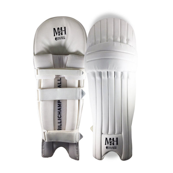 Super Light Batting Pads Outlet Millichamp and Hall