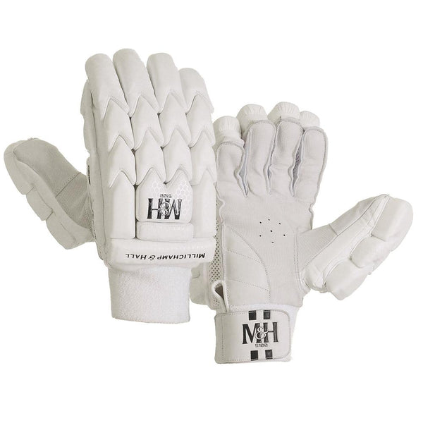 S100 Batting Gloves Batting Gloves Millichamp and Hall