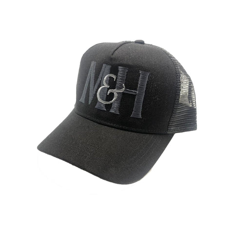 NEW: Fabric Fronted Trucker Cap