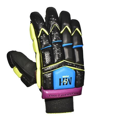 PS100 Black Batting Gloves