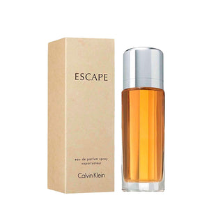 Calvin Klein Escape femme / woman, Eau de Parfum Spray, 1 Pack (1 x 100 ml)
