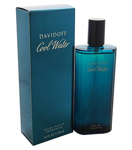 Davidoff Cool Water, homme/man, Eau de Toilette, (1 x 125 ml)
