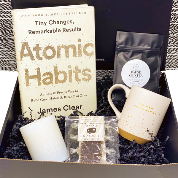 Atomic Habits for the Holidays