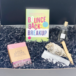 Darn You Cupid, Breakup Box for Girls