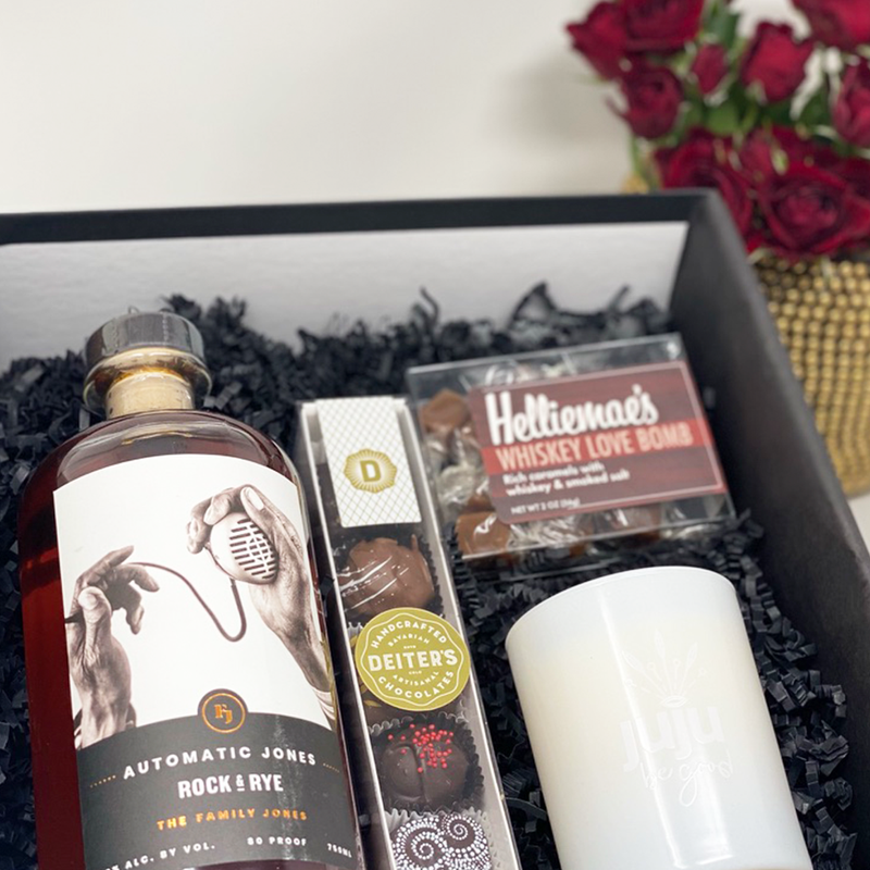 The Family Jones + Juju Valentines Day Gift Set