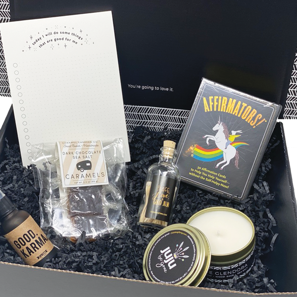 Good Vibes Gift Box
