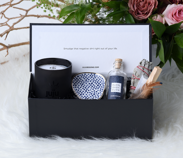 Juju Black | Smoke Cleansing Kit