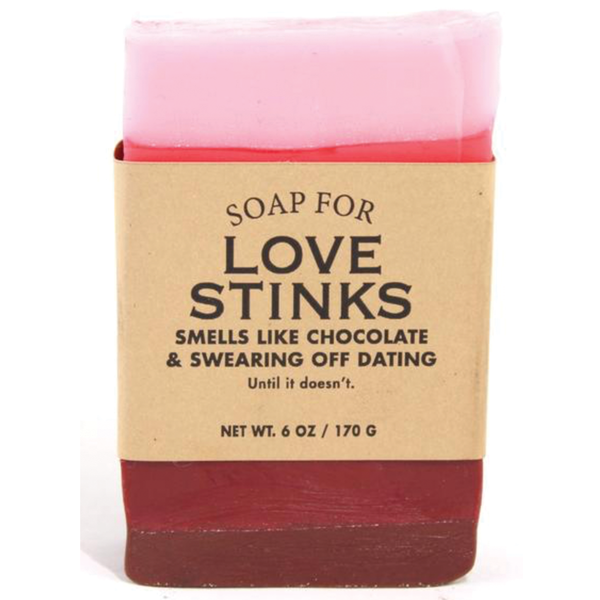 Soap for Love Stinks
