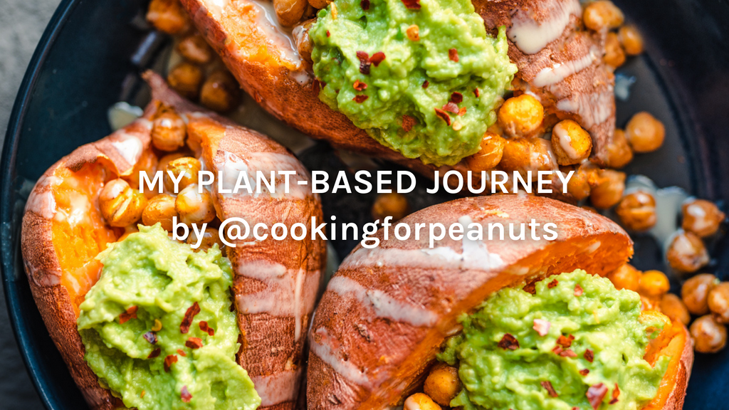 My Plant Based Journey: Cooking For Peanuts