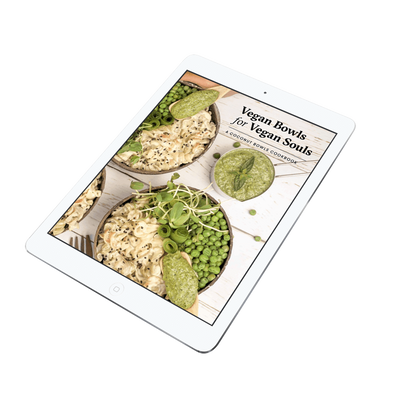Vegan Bowls eBook