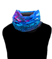 Fallen Stars - Neck Warmer - Creo Wear Couture