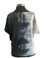Juxtapose Black - Dolman Sleeve Top - Creo Artistic Wear Official