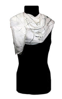 Squiggle Scarf - Creo Wear Couture