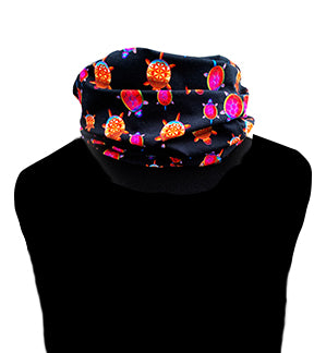 Tiny Turtles- Neck Warmer - Creo Artistic Wear Official