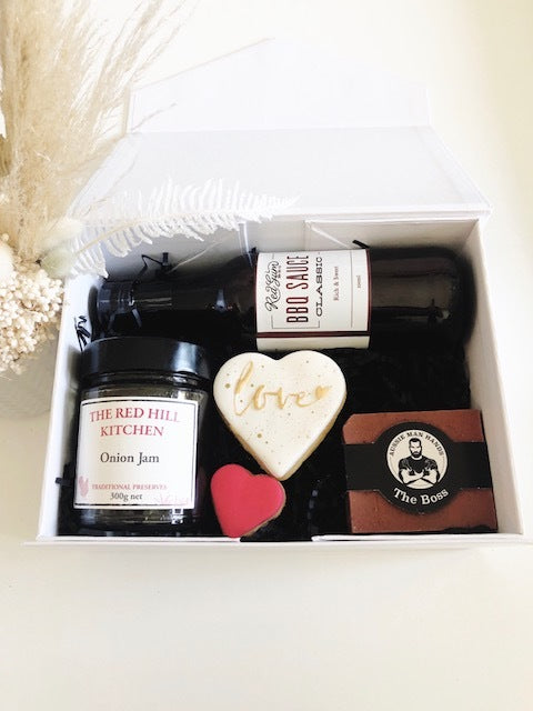 BBQ Boss Valentine's Day Gift Hamper