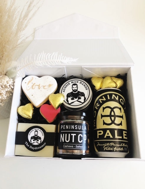 Man I Love You Valentine's Day Gift Hamper