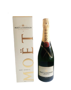 Moet & Chandon Champagne 750ml (alcoholic)