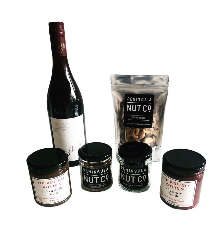 Nuts and Pinot Gift Box
