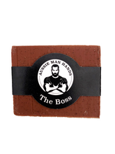 Load image into Gallery viewer, The Boss Mens Soap 100g