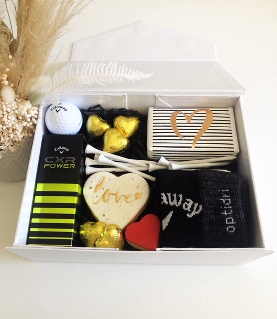 The Golf Lover Valentine's Day Gift Hamper