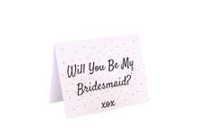 Load image into Gallery viewer, The Bridesmaid Proposal Gift Box - Free Postage